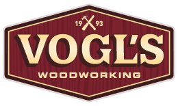 Vogl's Woodworking Logo