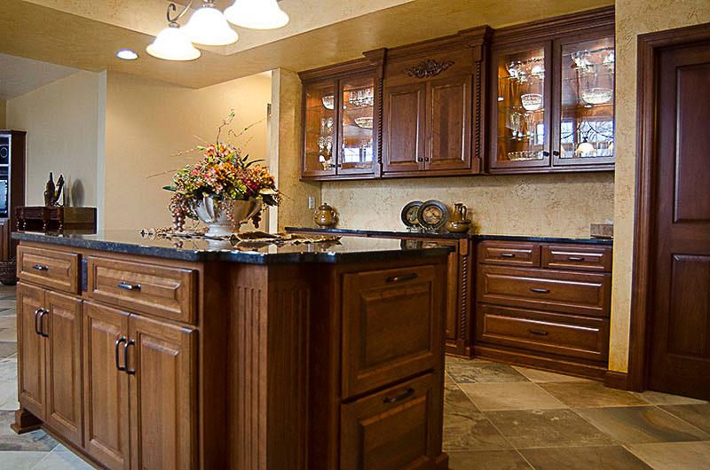 Sample kitchen setup vogl 39 s woodworking for Kitchen setup for home
